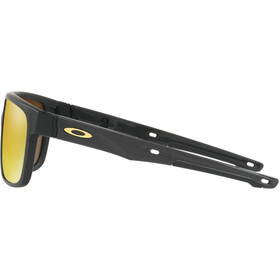 Oakley Crossrange Patch Sunglasses Matte Black/24K Iridium